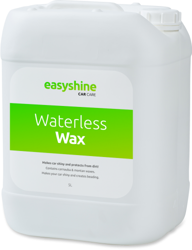 Waterless Wax